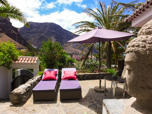 Jardin Tropical, Apartments und Studios in La Playa im Valle Gran ...