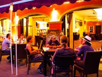 Beschreibung Gomera Lounge Pianobar