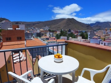 Beschreibung Apartamentos La Hila