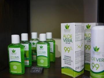 Produkte von den Kanaren - etwa mit Aloe Vera