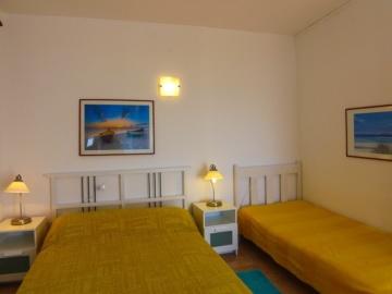 Geräumiges Schlafzimmer der Casa Privada