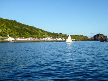 Segeltouren auf den Azoren