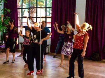 Beschreibung Taller Flamenco y mas