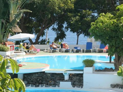 Hotel jardin tecina infos fotos preisvergleich playa for Jardin tecina gomera