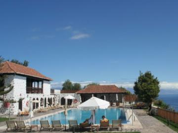 Beschreibung Hotel Parador Conde de la Gomera