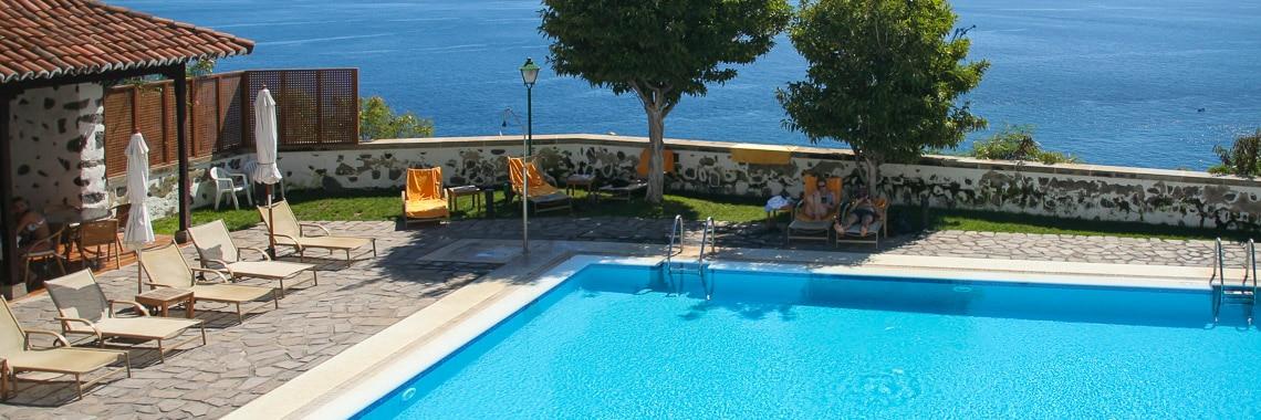 Hotels & Ferienanlagen auf La Gomera