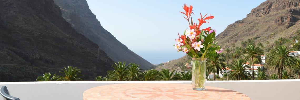 Oberes Valle Gran Rey Ferienwohnungen