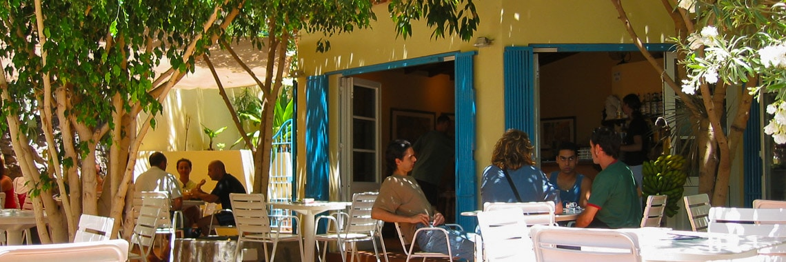 Cafes & Bars Valle Gran Rey
