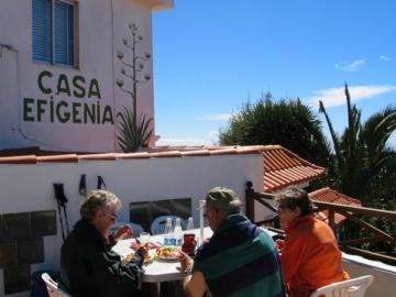 Beschreibung Casa Efigenia La Montana