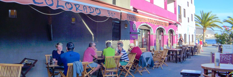 Restaurants Valle Gran Rey