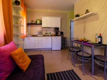 Beschreibung Apartamentos Mesa
