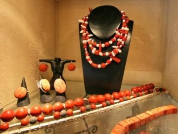 Lavaschmuck ist beliebt auf La Gomera