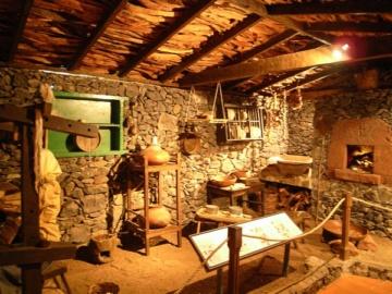 Besucherzentrum Juego de Bola