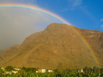 Wetter La Gomera Valle Gran Rey