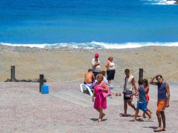 Strand Vallehermoso