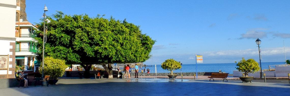 Beschreibung Playa Santiago