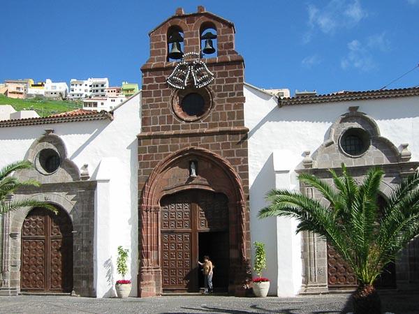 Kirche: Iglesia de la Concepcion