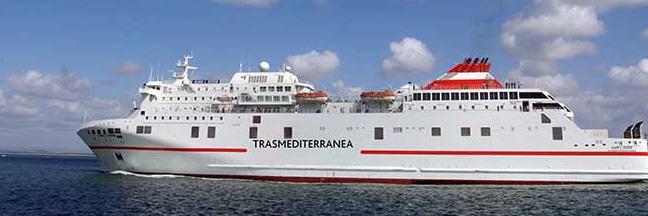 Fähre von Südspanien nach Teneriffa