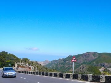 Unterwegs per Leihwagen auf La Gomera