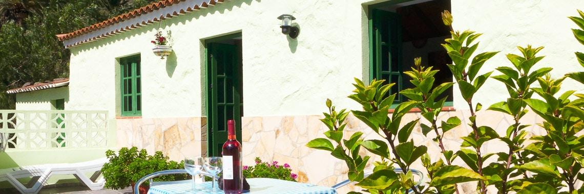 Oberes Valle Gran Rey Ferienhäuser