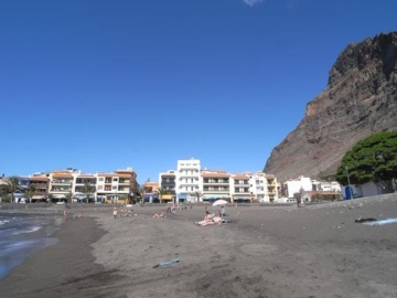Strand Playa de Valle Gran Rey