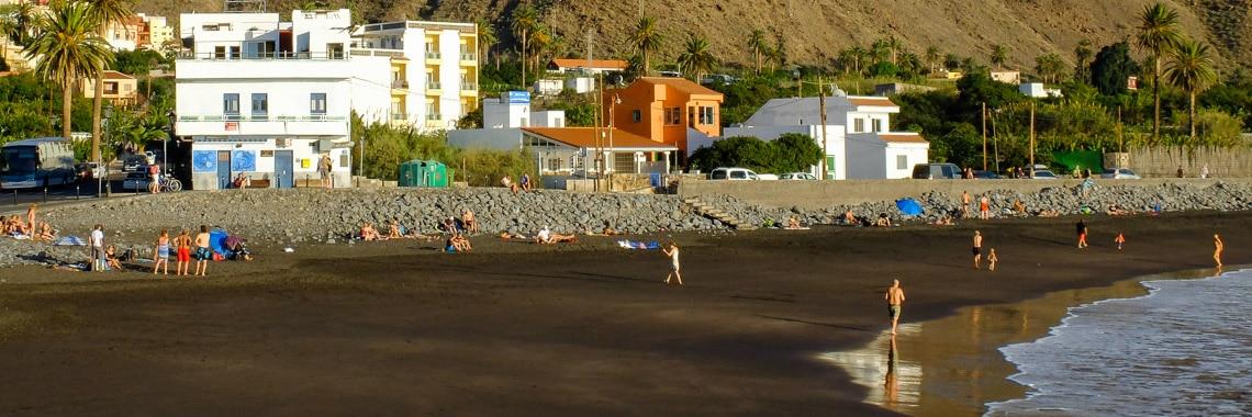 Strände Valle Gran Rey