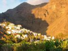 Der Ortsteil La Calera am Fuße des La Merica