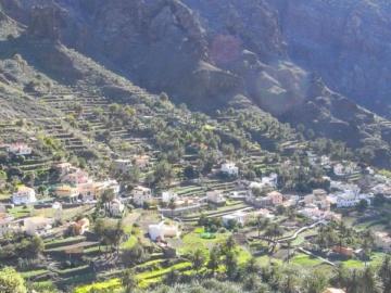 Beschreibung Valle Gran Rey