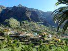 Das grüne Obere Tal des Valle Gran Rey