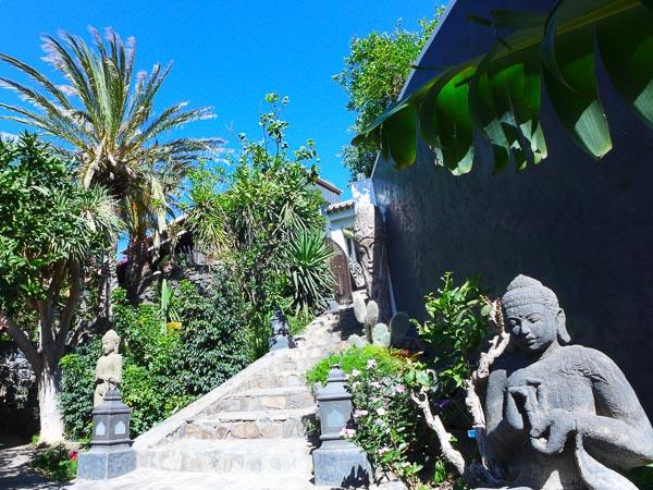 Impressionen der Apartments und Studios des Jardin Tropical in La ...